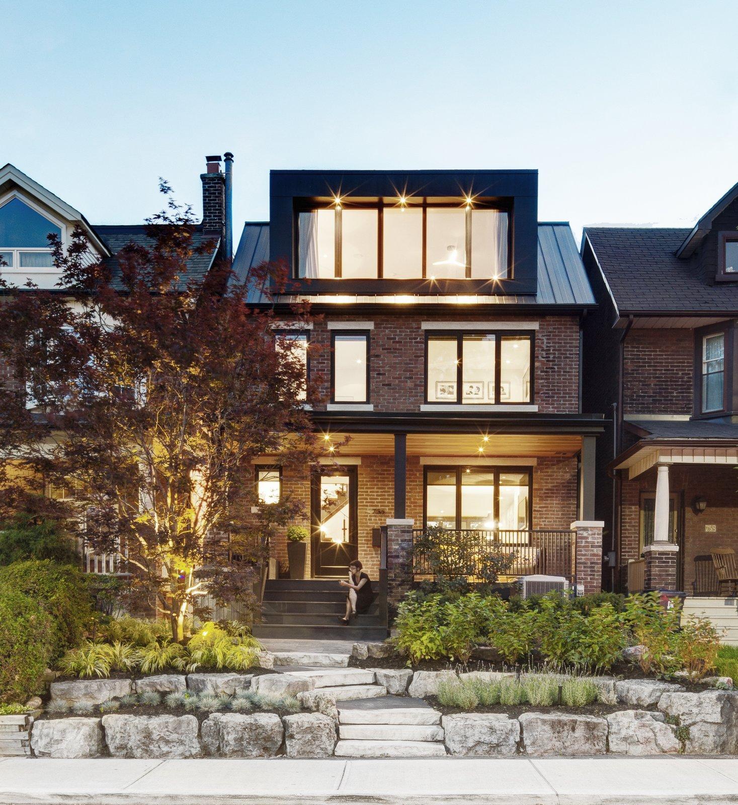 Riverdale Dormer House