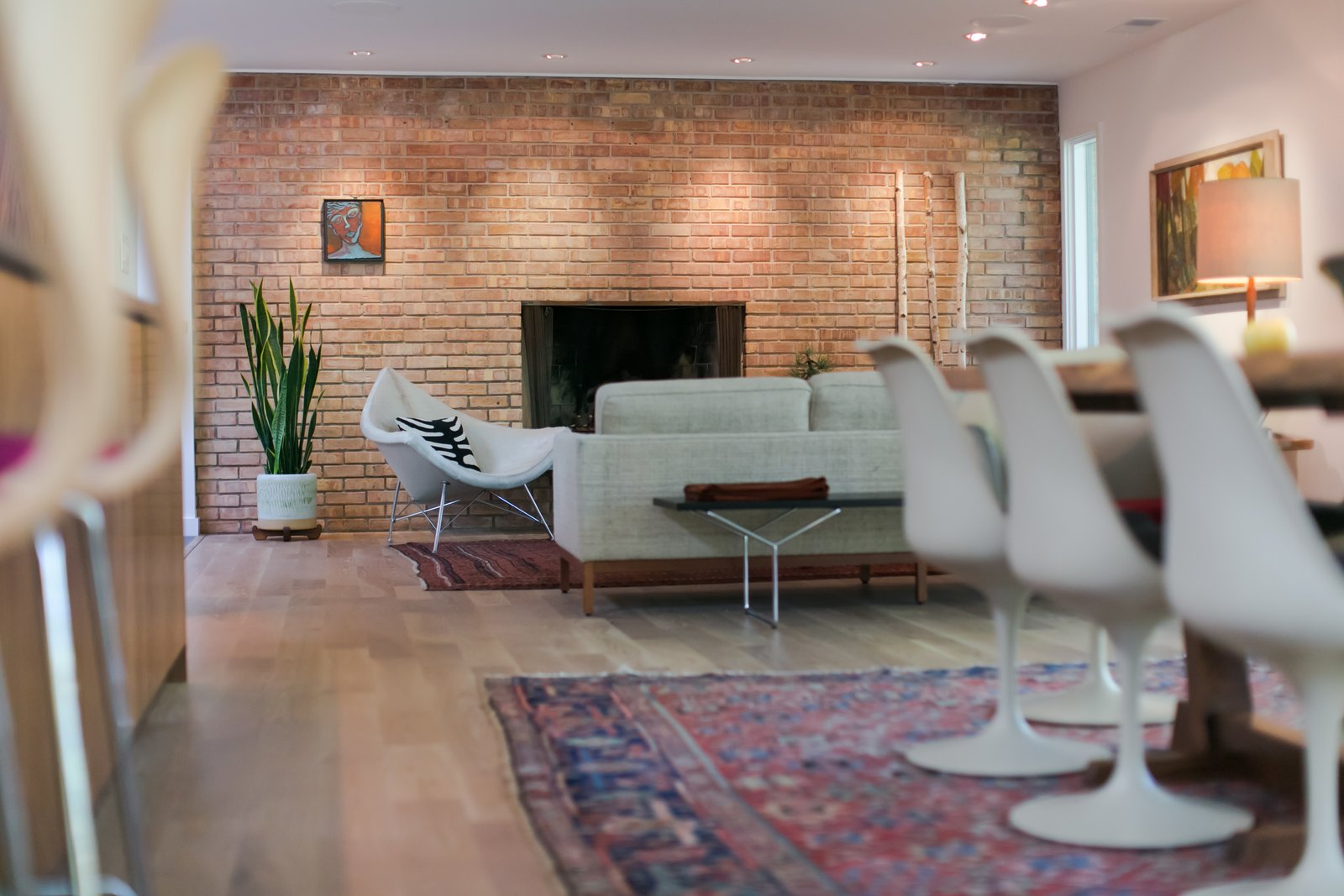Blakely Mid-Century Modern by Mod Abode by Jamie Sangar