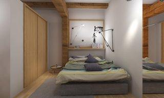 Competition: Boston Loft Interior, Massachusetts