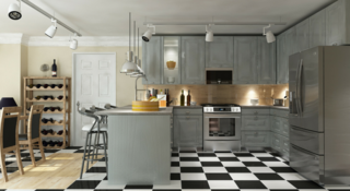 Competition: Kitchen Remodel, Georgia