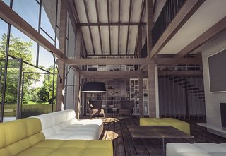 This Farmhouse Design is a Modern-Day Fairytale - Photo 4 of 8 - Competition: Modern Farmhouse