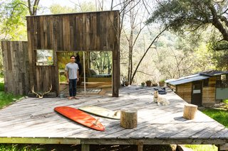 Surf Shacks 026 - Mason St. Peter