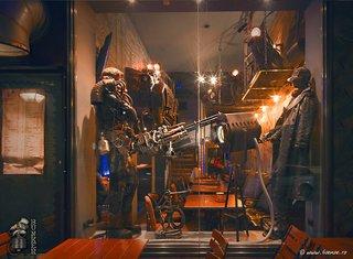 BUNKER, Post-apocalyptic themed bar - Photo 3 of 36 -