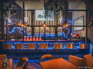 BUNKER, Post-apocalyptic themed bar - Photo 5 of 36 -