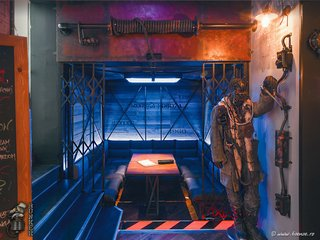 BUNKER, Post-apocalyptic themed bar - Photo 8 of 36 -