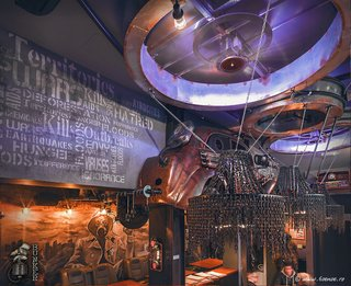 BUNKER, Post-apocalyptic themed bar - Photo 9 of 36 -