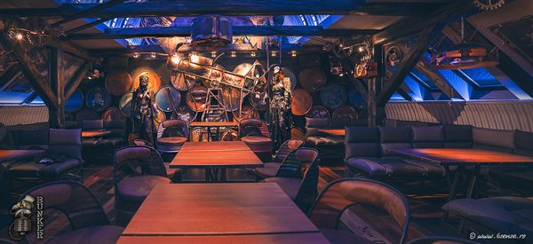 Photo 15 of 37 in BUNKER, Post-apocalyptic themed bar