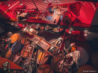 BUNKER, Post-apocalyptic themed bar - Photo 15 of 36 -