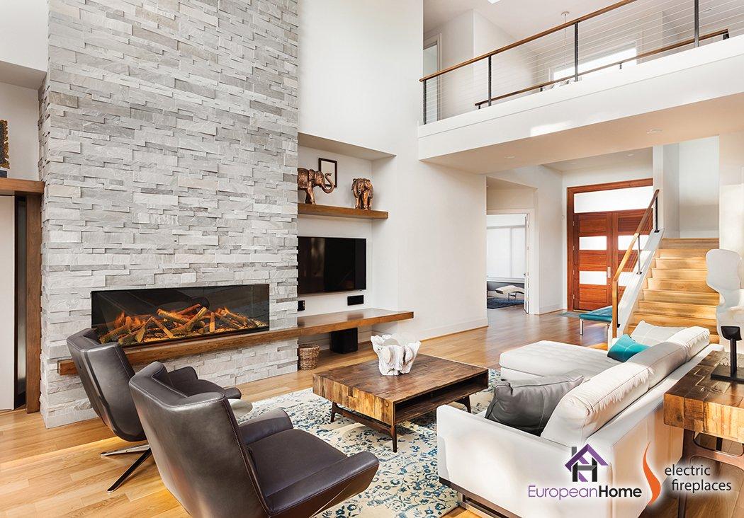 E60 Electric Fireplace