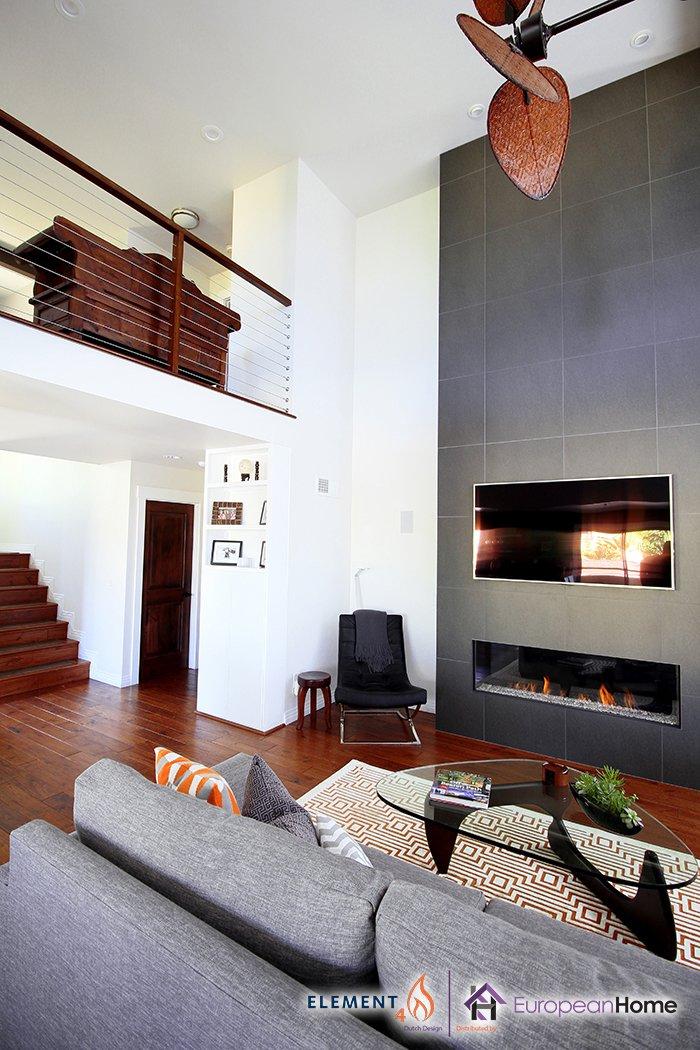Modore 140 Gas Fireplace