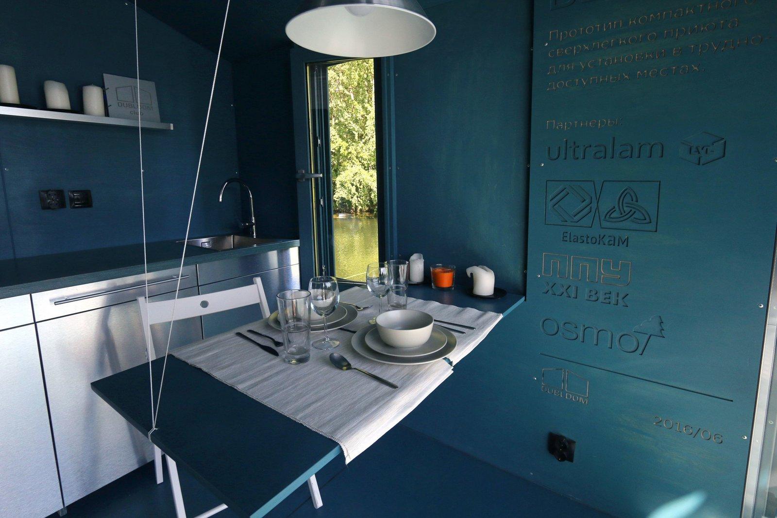 Kitchen, Granite Counter, and Undermount Sink  DD16