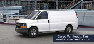 Cargo Van Loads: The most Convenient Option
