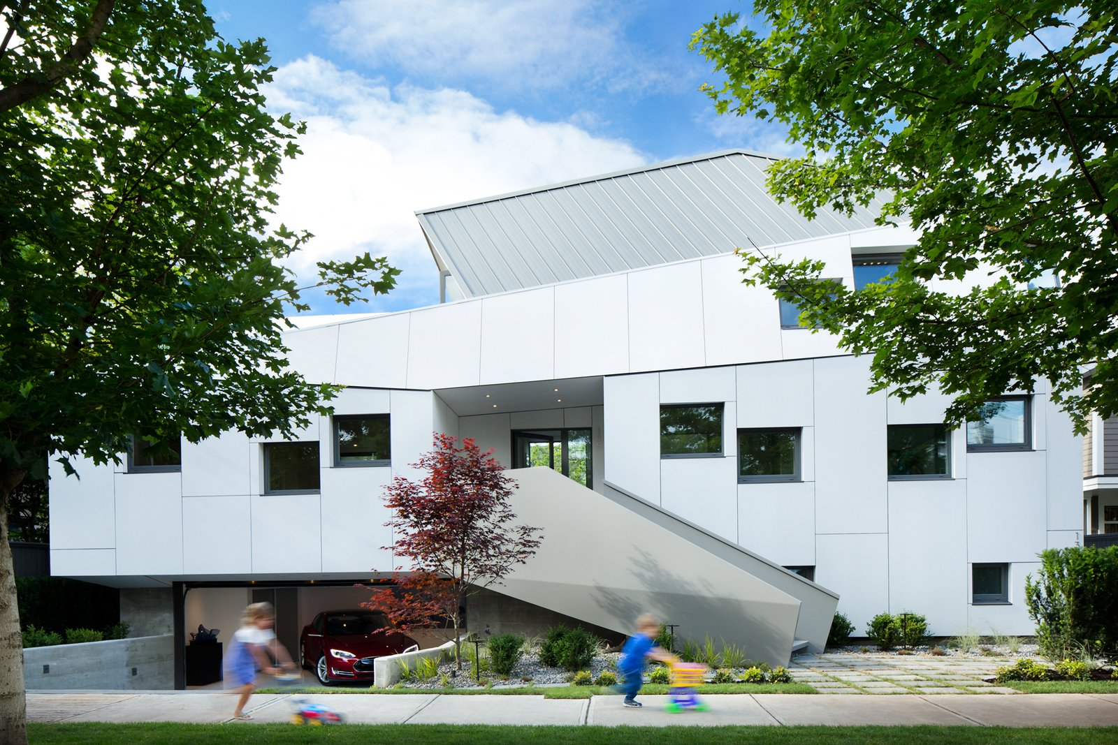 Vanglo House by LWPAC Lang Wilson Practice in Architecture Culture