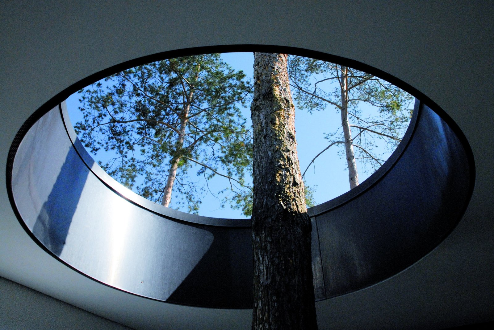 Outdoor and Trees  House I by Stephan Maria Lang