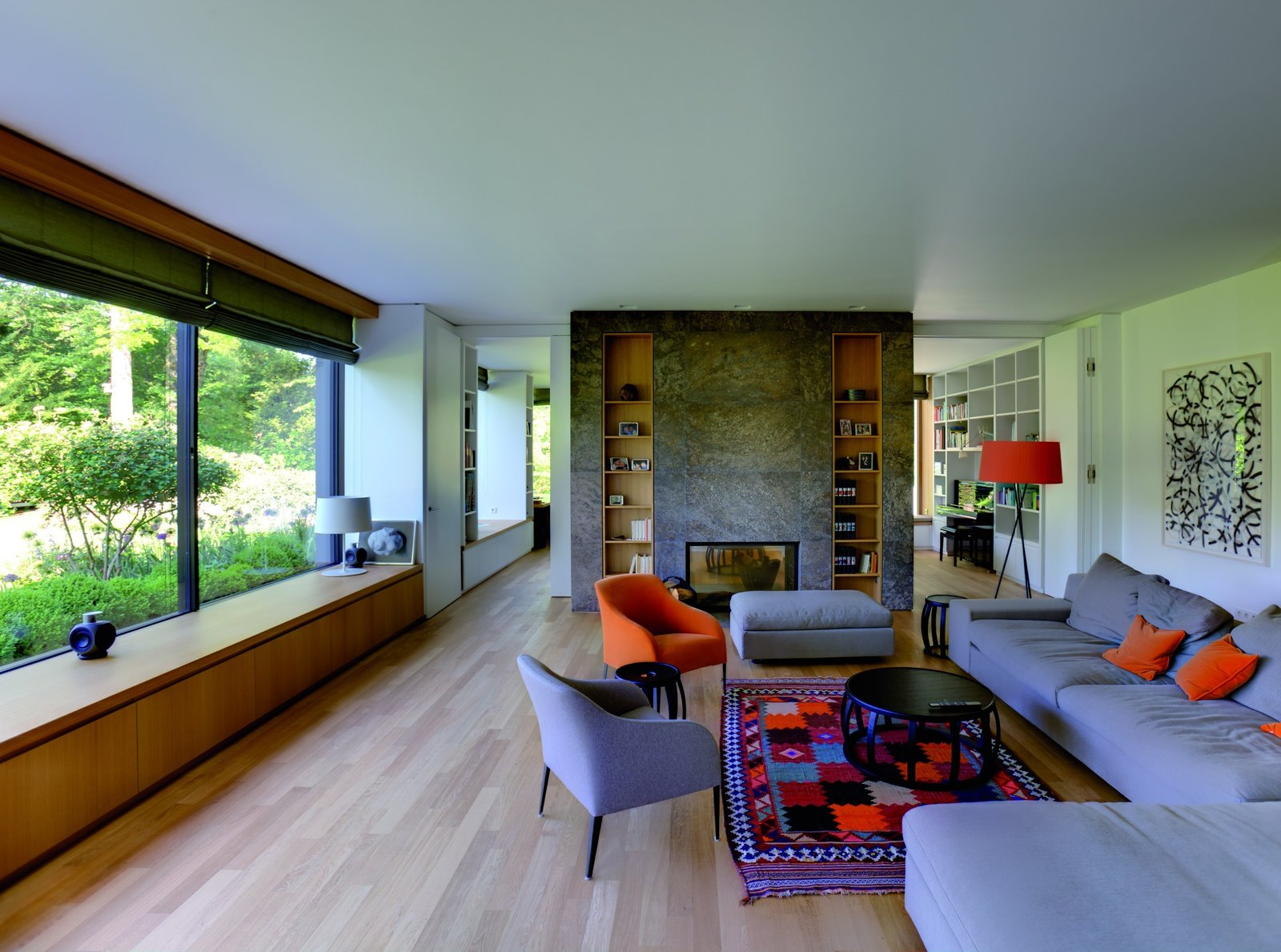 Living Room  House I by Stephan Maria Lang