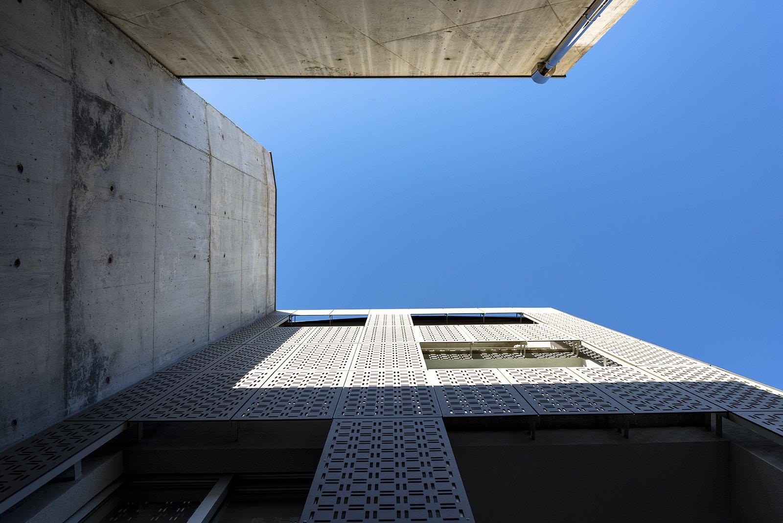 Exterior, Apartment Building Type, and House Building Type  Alferes Malheiro Building