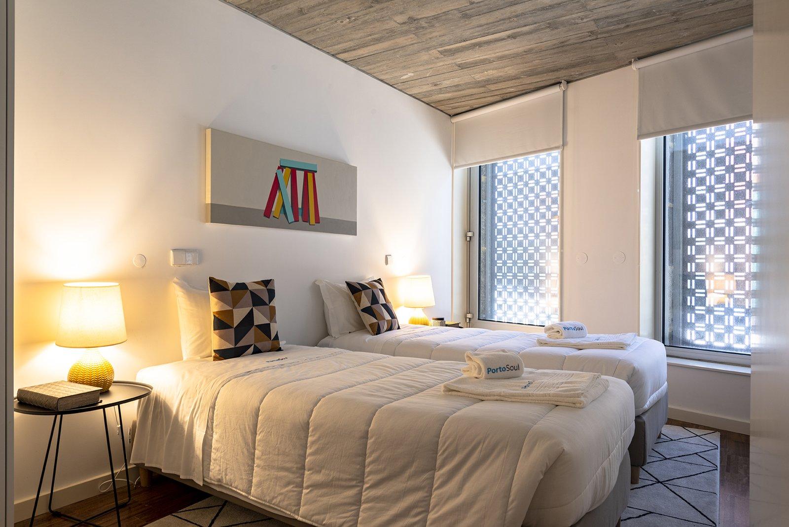 Bedroom  Alferes Malheiro Building