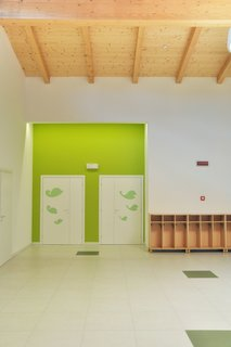 An all-green nursery in Florence, Italy - Photo 5 of 5 -