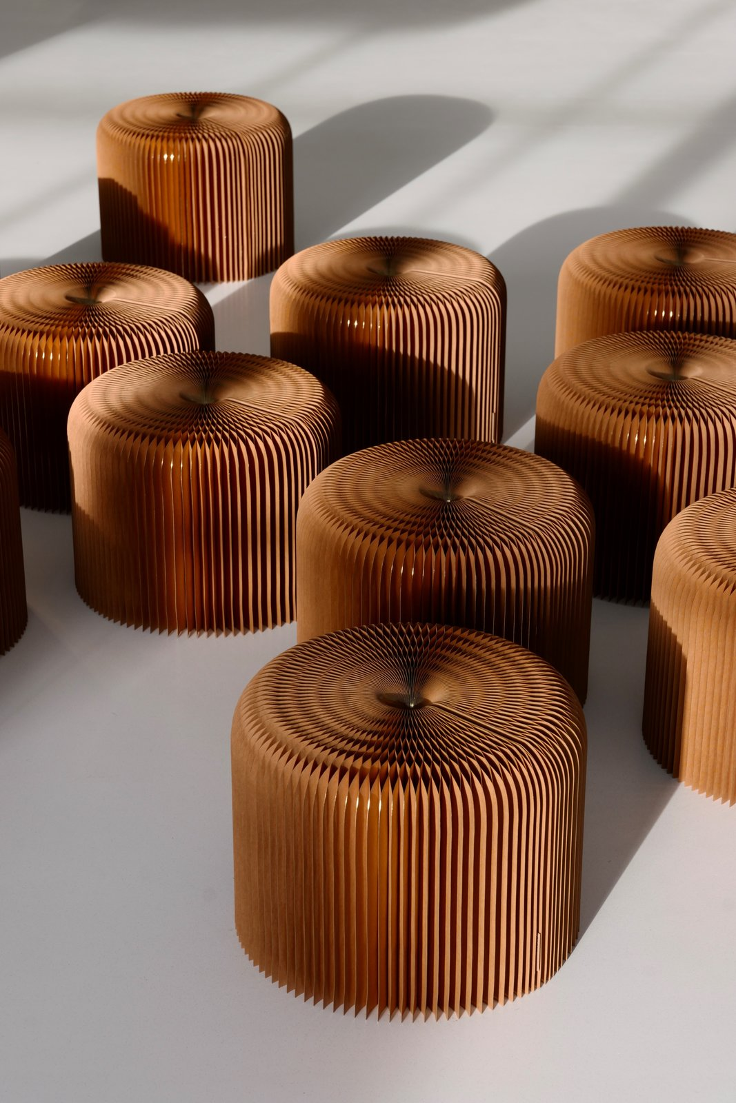 gilded paper softseating