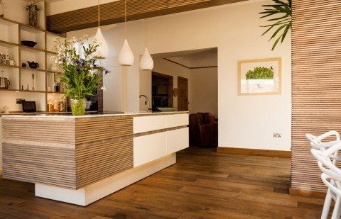 Photo 5 of 6 in 5 Home Design Ideas Using Wood
