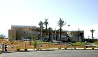 The Richard J. Heckmann International Center at University of California, Riverside