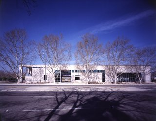An 48,000 sq ft complex building located on the southern edge of the Cal Poly Pomona Campus
