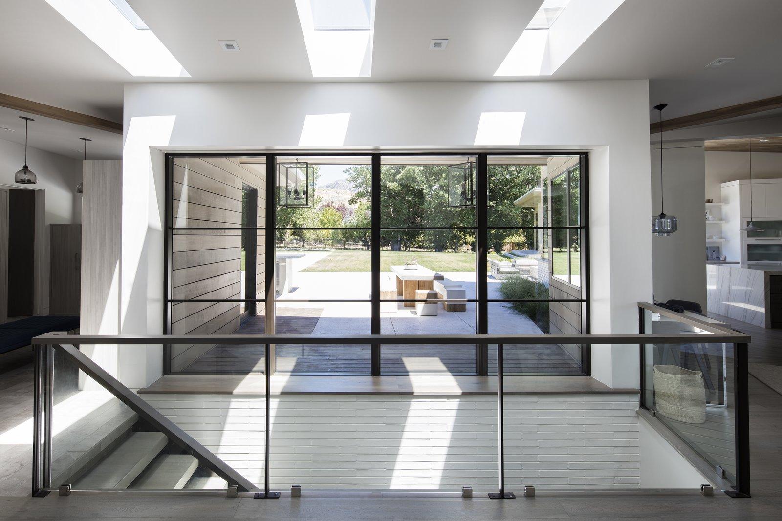 Windows  Timpanogos House by Lloyd Architects