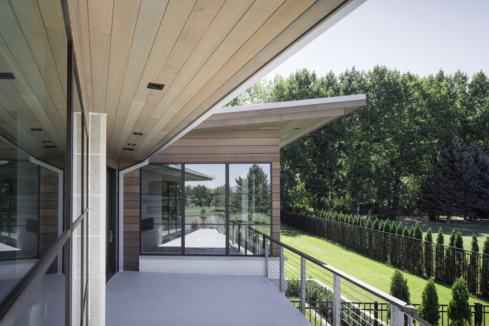 Exterior  Timpanogos House by Lloyd Architects