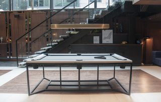 HWG Marble Pool Table