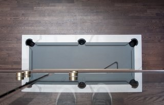 HWG Marble Pool Table - Photo 1 of 5 -