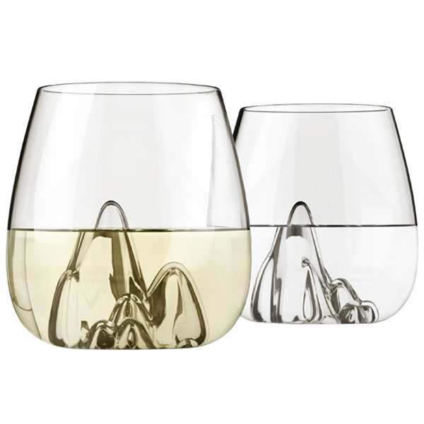 Escape Hand Blown Tumblers Set