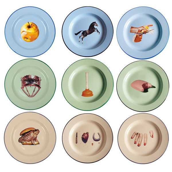 Toiletpaper Plates Complete Set