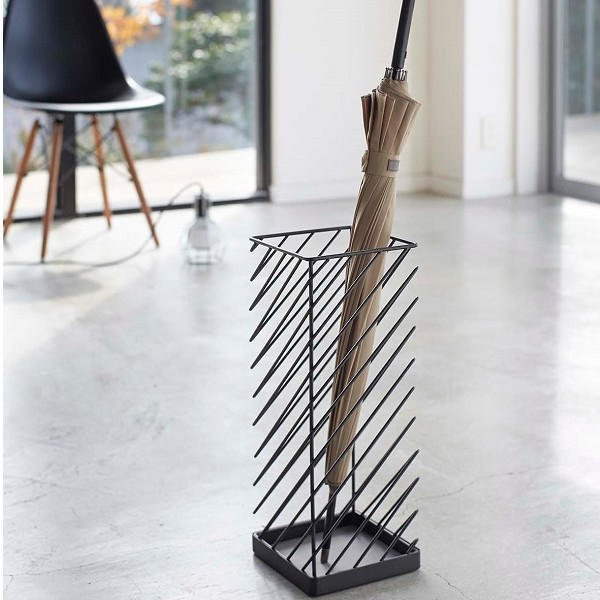 "Home Square Umbrella Stand ""Slash"""