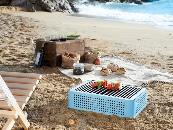 """Portable BBQ Grill """"Mon Oncle V2"""""""