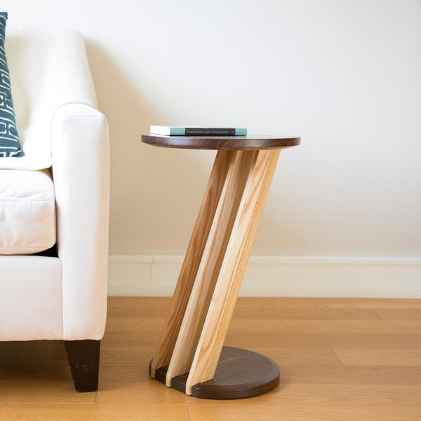 Dovetail End Table