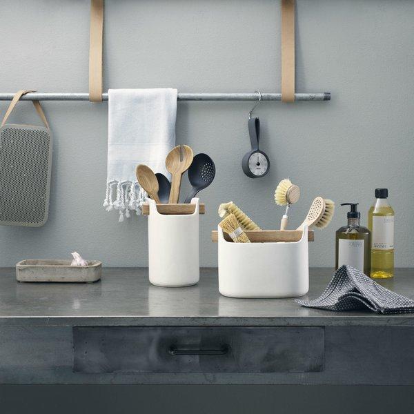 Ceramic & Oak Toolbox