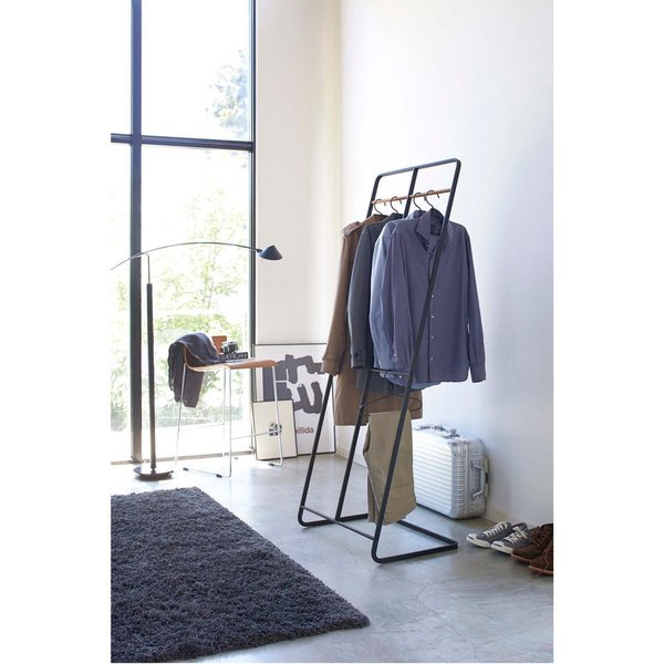 Bi-Level Coat Rack