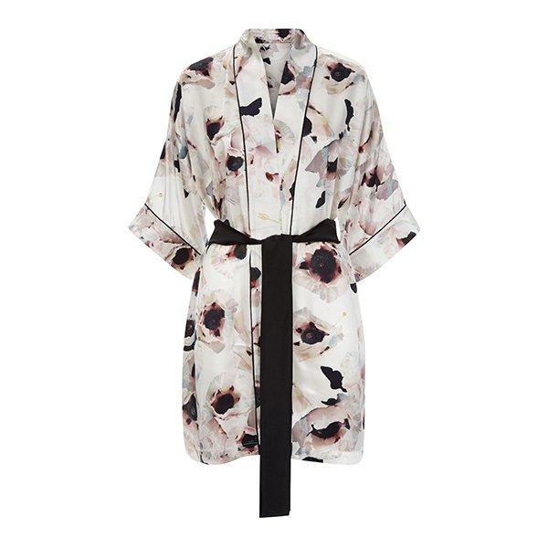 Signature Kimono in Opium Haze