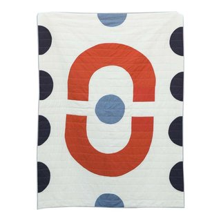 Chisos Silk & Cotton Quilt
