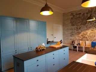 Clifton townhouse kitchen by Bath Bespoke