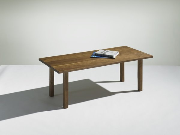 Solid Walnut Coffee Table