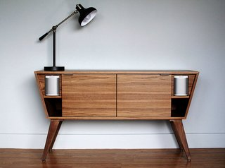 NV Modern Stereo Credenza - Photo 9 of 9 -