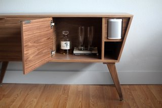 NV Modern Stereo Credenza - Photo 5 of 9 -