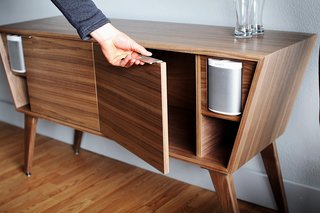 NV Modern Stereo Credenza - Photo 3 of 9 -