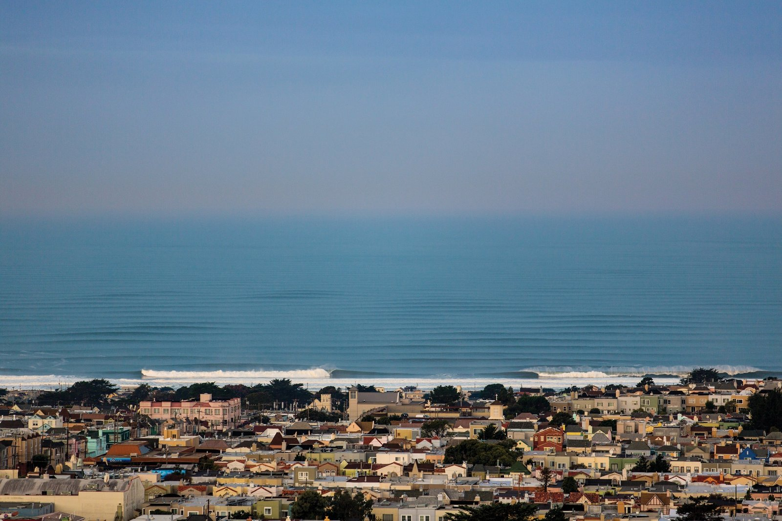 Surfing San Fran's Ocean Beach For The First Time