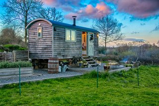 Somerset's Dimpsey Glamping Awarded Gold by Visit England's Quality in Tourism