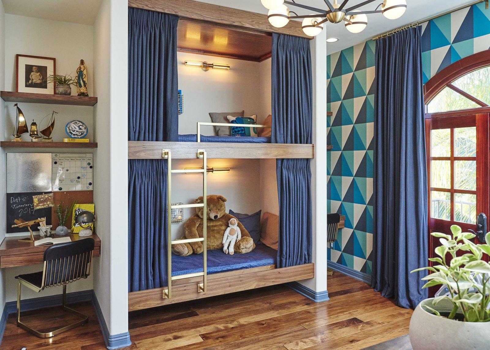 California Dreamers Boys Bedroom By Sarah Barnard Dwell