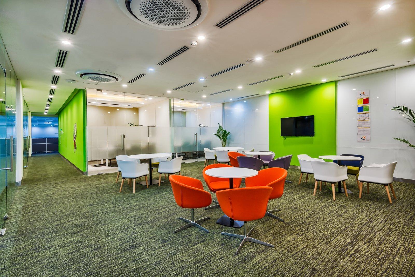 Design office space designing Pinterest Office Space Designing Essentials Spacesworks Office Space Designing Essentials Dwell