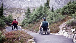 Wheelers in Snoqualmie National Park, WA