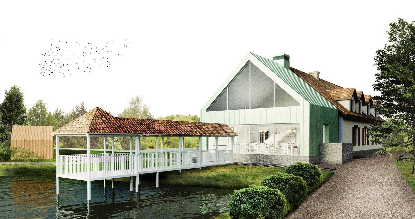 Pomeranian Voivodeship Modern House